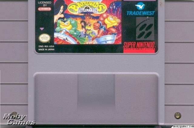 Battletoads in Battlemaniacs - MS - Imagen 408641