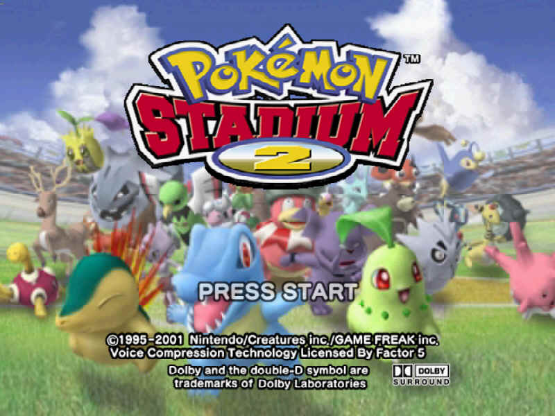 Pokemon Stadium 2 [Android] [Full- 1Link]
