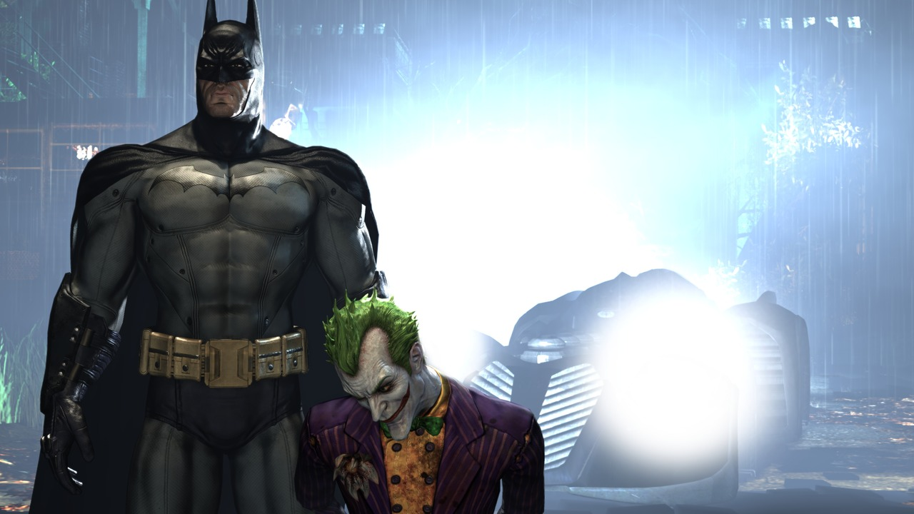 Batman: Arkham Asylum [Multi] [PC]