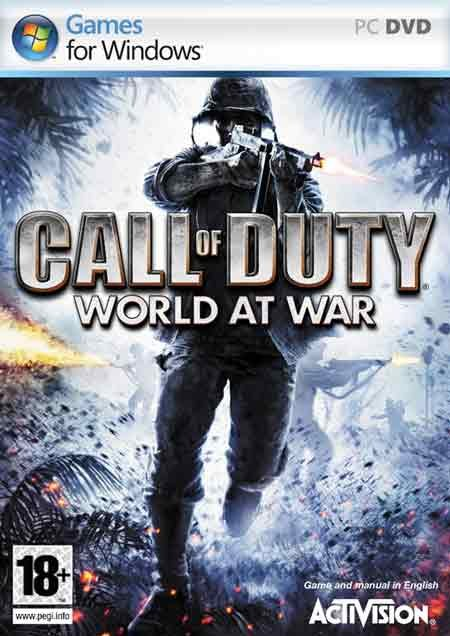 CALL OF DUTY : WORLD AT WAR - PC - Imagen 367771