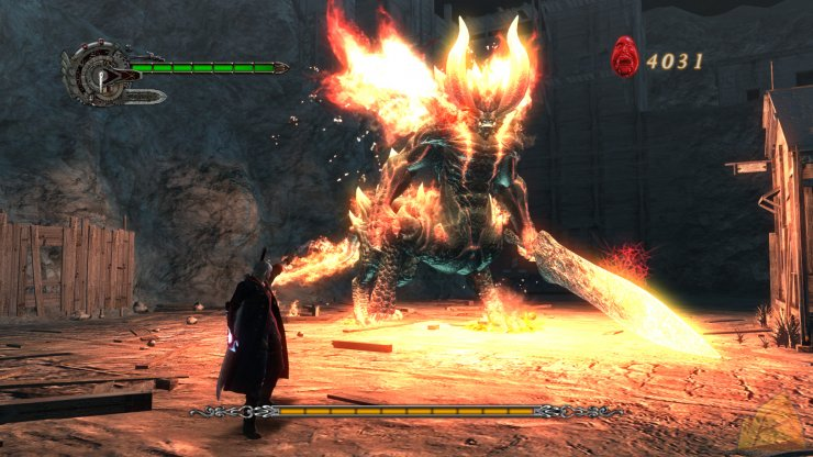 DEVIL MAY CRY 4 - PC - Imagen 216464