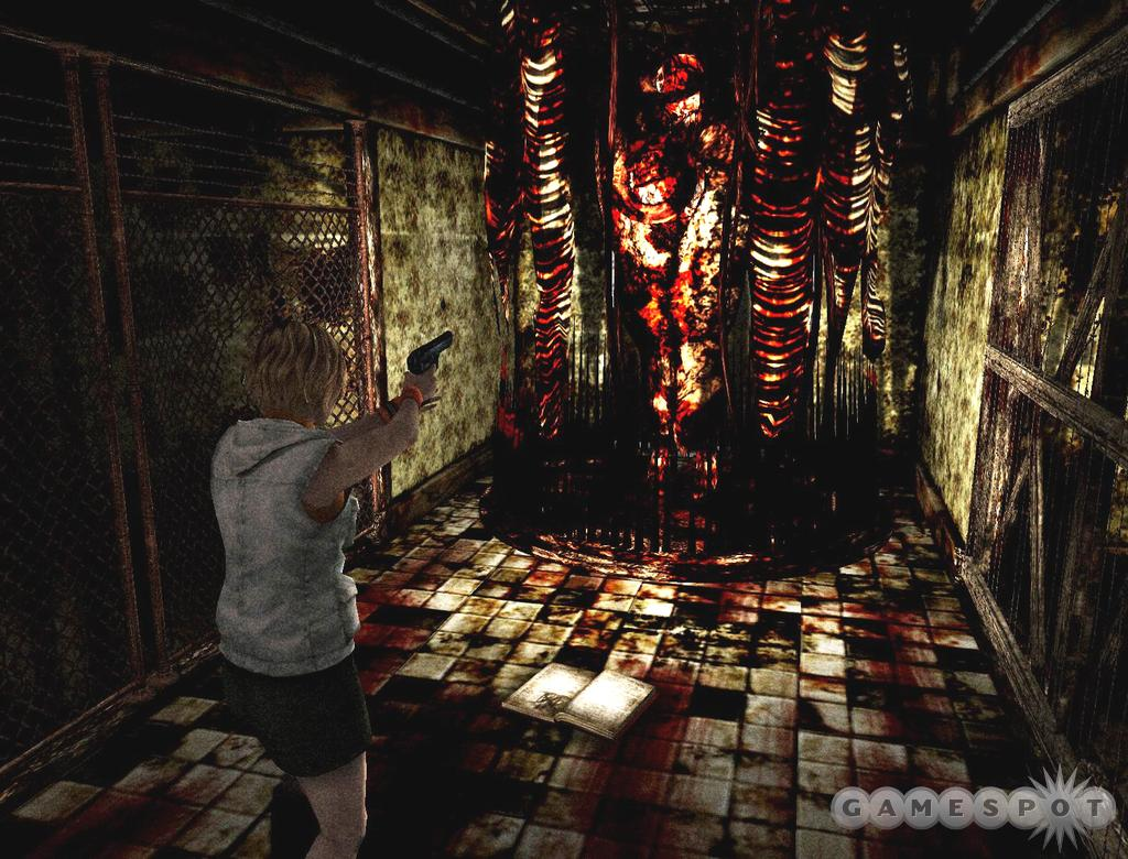 silent hill 3 iso