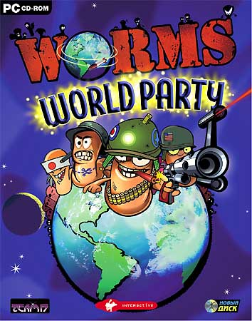 WORMS WORLD PARTY - PC - Imagen 276100
