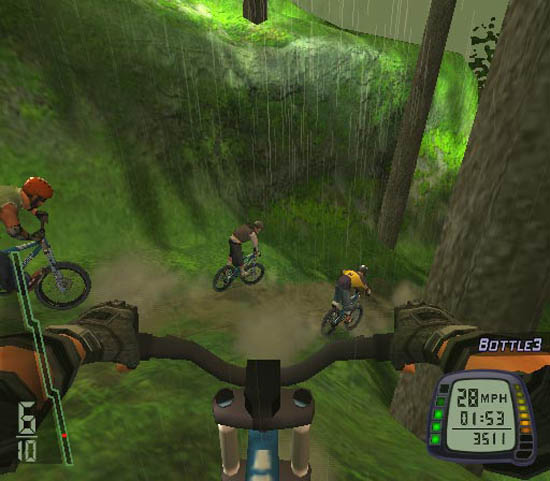 From the cheats for downhill domination for ps2
