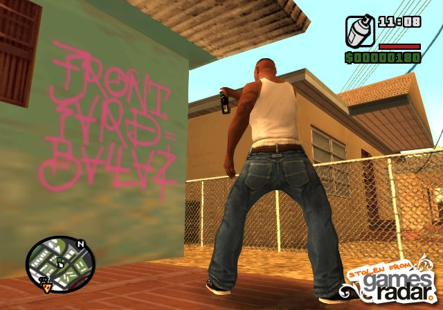 Grand Theft Auto San Andreas Ps2 Imagen 260168