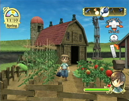 download game harvest moon pcsx2