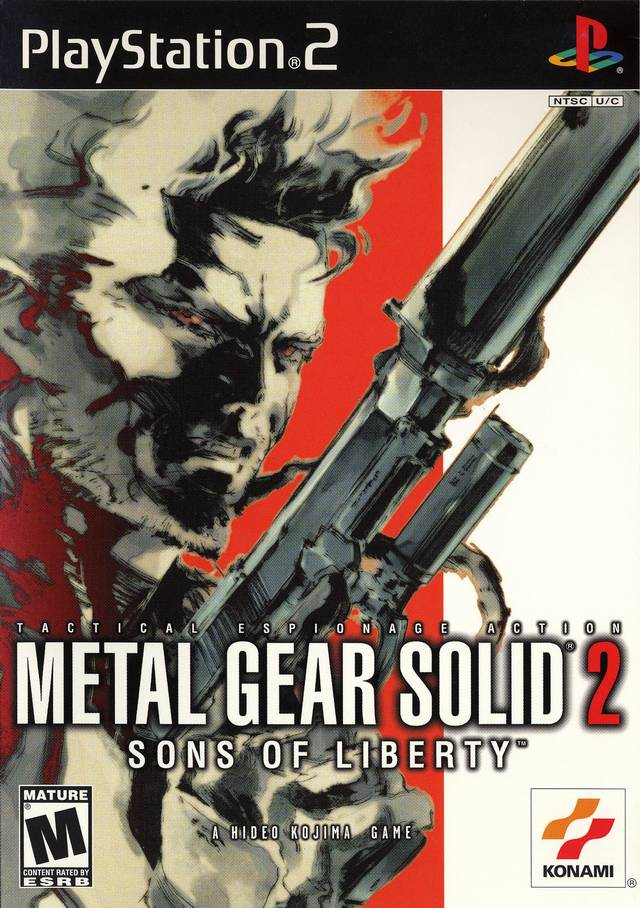 METAL GEAR SOLID 2 SONS OF LIBERTY - PS2 - Imagen 228660