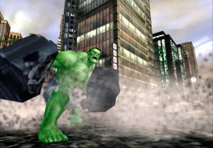 THE INCREDIBLE HULK: ULTIMATE DESTRUCTION - PS2 - Imagen 192551