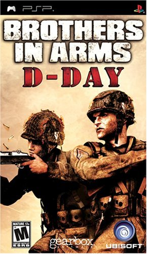 Brothers In Arms D-Day [PSP][EUR]