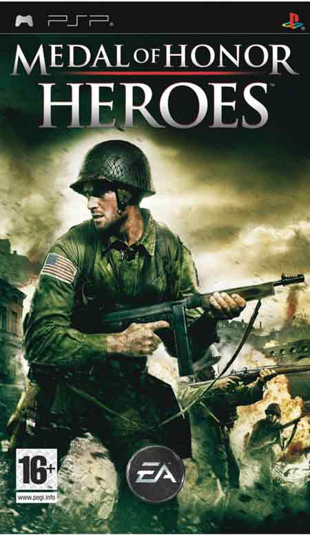 Medal of Honor Heroes [PSP] 000000000203470