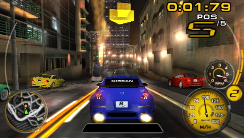 Midnight Club 3 Dub Edition Remix Para Psp