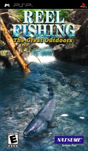 REEL FISHING THE GREAT OUTDOORS