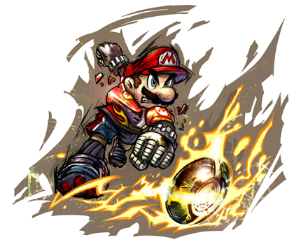 Mario Strikers Charged Football , Recensione di ChrisMuccio