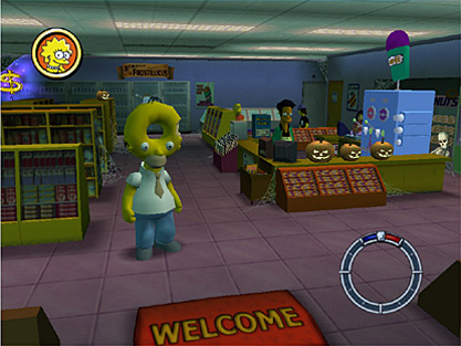 Descargar Los Simpsons Hit & Run En Español mediafire