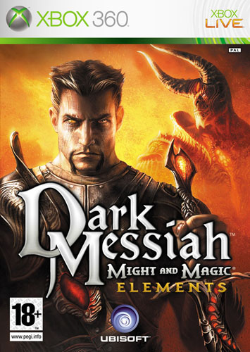 dark messiah of might and magic elements 265617 - Dark Messiah [XGD2-FR-ESP]