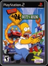 PS2 - THE SIMPSONS: HIT & RUN