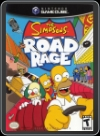 PS2 - THE SIMPSONS ROAD RAGE