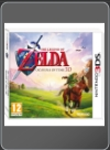3DS - The Legend of Zelda: Ocarina of Time 3D