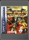 GBA - FIRE EMBLEM: THE SACRED STONES