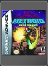 GBA - METROID: ZERO MISSION