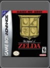 GBA - THE LEGEND OF ZELDA NES CLASSICS