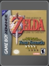GBA - ZELDA: A LINK TO THE PAST
