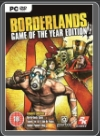 PC - BORDERLANDS - GAME OF THE YEAR EDITION