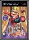 PS2 - BUZZ! EL MEGA CONCURSO