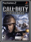 PS2 - CALL OF DUTY: FINEST HOUR