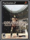 PS2 - COLOSSEUM: ROAD TO FREEDOM