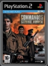 PS2 - COMMANDOS STRIKE FORCE