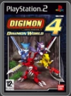 PS2 - DIGIMON WORLD 4