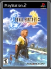 PS2 - FINAL FANTASY X