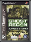 PS2 - GHOST RECON: JUNGLE STORM (T.C.)
