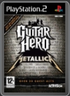 PS2 - GUITAR HERO: METALLICA