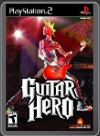 PS2 - GUITAR HERO