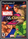 PS2 - MARVEL VS CAPCOM 2