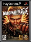 PS2 - MERCENARIES 2: WORLD IN FLAMES
