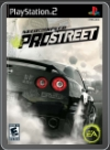 PS2 - NEED FOR SPEED: PRO STREET