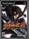 PS2 - ONIMUSHA: DAWN OF DREAMS