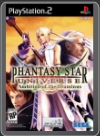 PS2 - PHANTASY STAR UNIVERSE