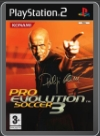PS2 - PRO EVOLUTION SOCCER 3