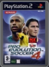 PS2 - PRO EVOLUTION SOCCER 4