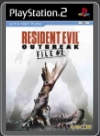 PS2 - RESIDENT EVIL: OUTBREAK FILE 2