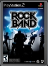 PS2 - ROCK BAND