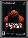 PS2 - SECOND SIGHT