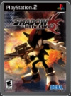 PS2 - SHADOW THE HEDGEHOG