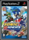 PS2 - SONIC RIDERS