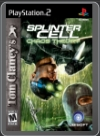 PS2 - SPLINTER CELL: CHAOS THEORY