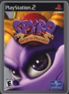 PS2 - SPYRO: ENTER THE DRAGONFLY